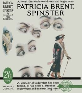 Patricia Brent, Spinster